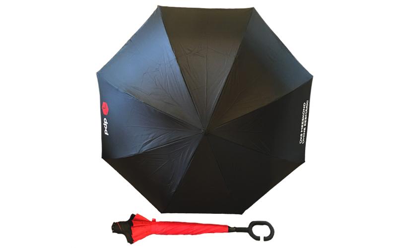 DPD vihmavari