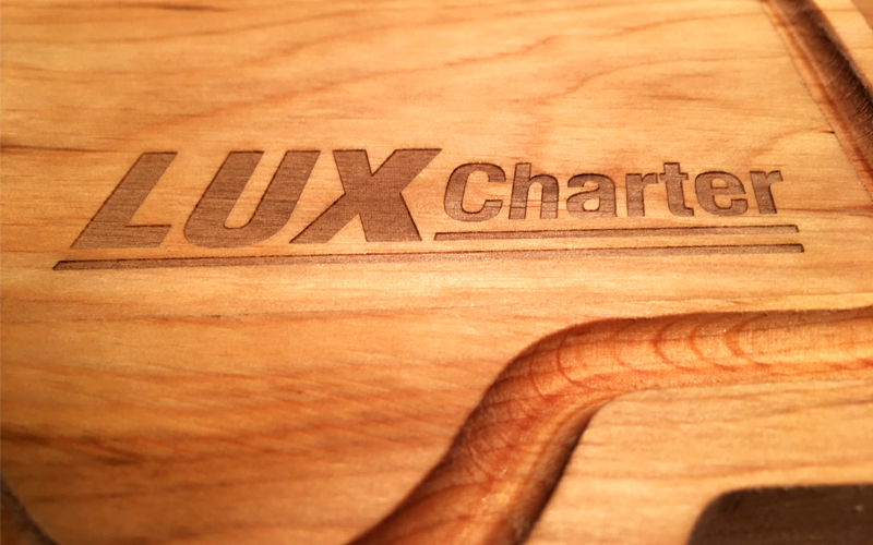 Lux Charter lõikelauad