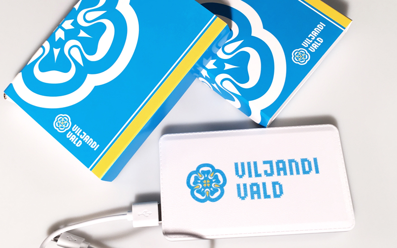 Viljandi Vald powerbank