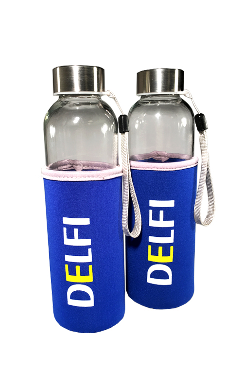 DELFI veepudelid