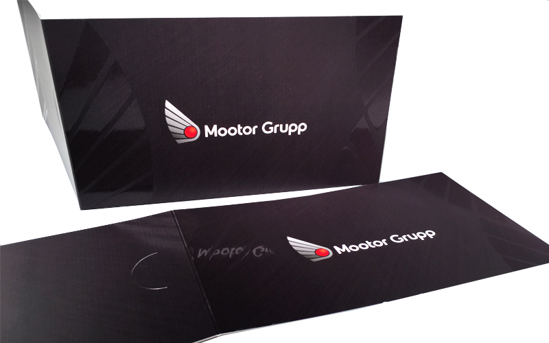 Mootor Grupp kutsed