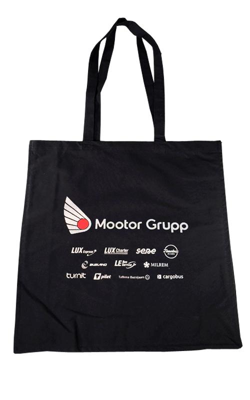 Mootor Grupp riidestkotid