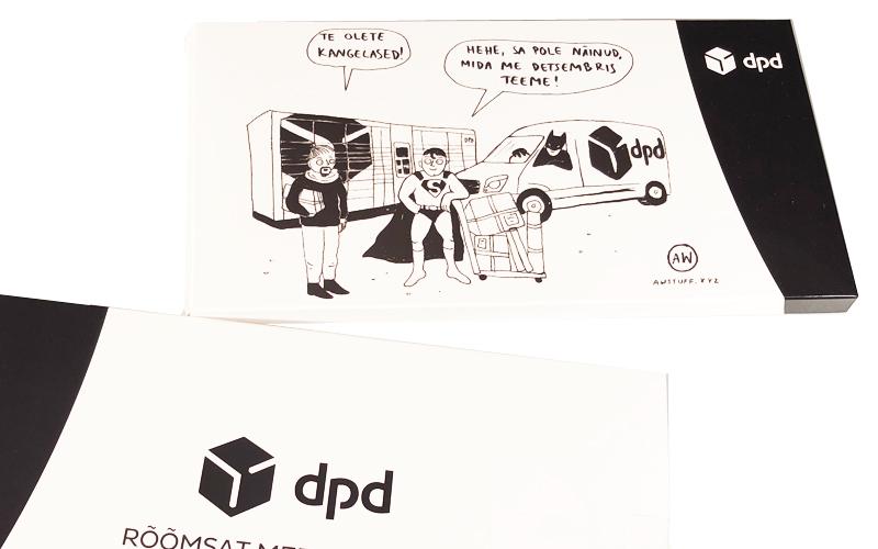DPD kingitused